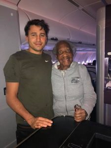 Jack's simple act let this 88-year-old woman have the experience of a lifetime she'd always wanted