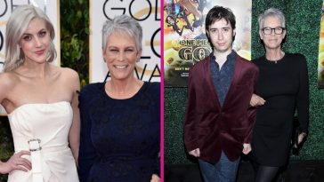 Jamie Lee Curtis said she loved to use her kids as an excuse to cancel plans