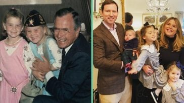 Jenna Bush Hager shared a tribute to her late grandpa George HW Bush