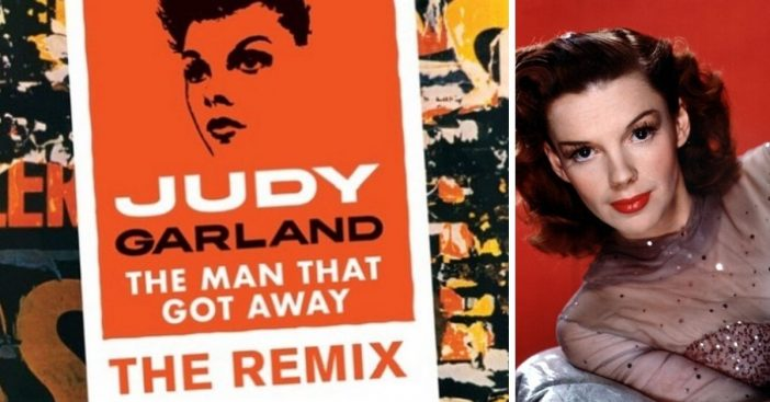 Judy Garland hits the Billboard Top 10 Charts for the first time in 74 years