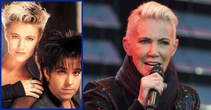 Just In_ Roxette Singer Marie Fredriksson Dead At Age 61