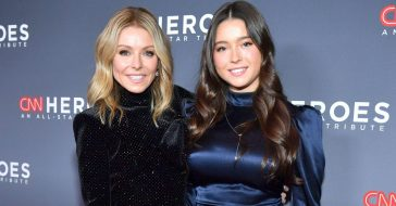 Kelly Ripa And Daughter Lola Rock Gorgeous Mini-Dresses At Red Carpet Event