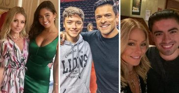 Kelly Ripa And Mark Consuelos' Kids Look Exactly Like Their Famous Parents