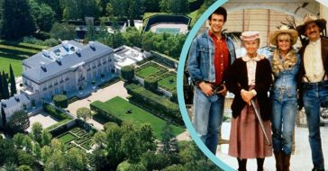This mansion broke multiple records over the years