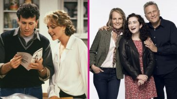 Mad About You stars Helen Hunt and Paul Reiser talk about the reboot