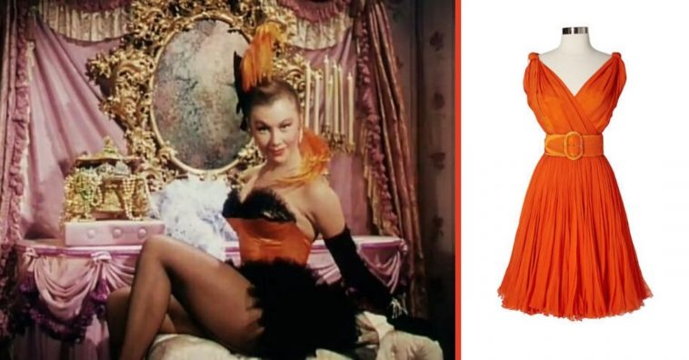 Many items from Mitzi Gaynor are going up for auction