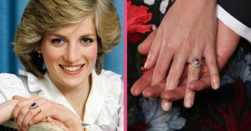 Many of the royal family's engagement rings have a lot of meaning behind them