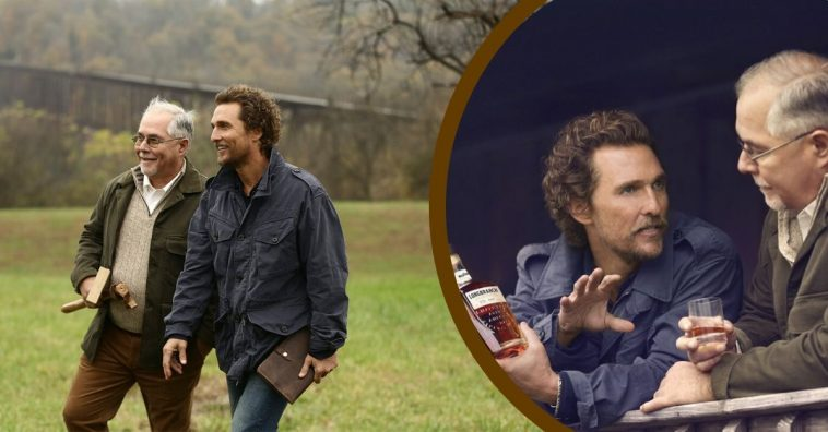 Matthew McConaughey used his creativity and experience to get new drinkers excited about Wild Turkey bourbon