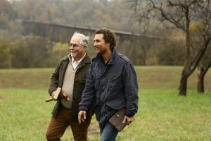 McConaughey took a very hands-on approach in passionately developing and promoting Wild Turkey