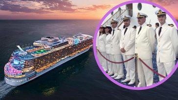 Members of a cruise ship's staff have a lot of secrets to share