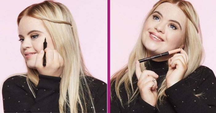 Model With Down Syndrome Becomes The New Face Of Benefit Cosmetics