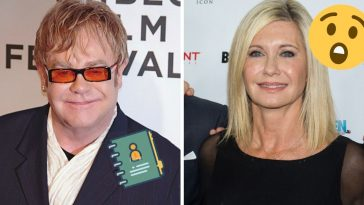 Olivia Newton John and Elton John addresses leaked