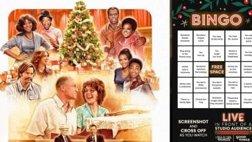 Play this fun Bingo board as you watch All in the Family and Good Times live