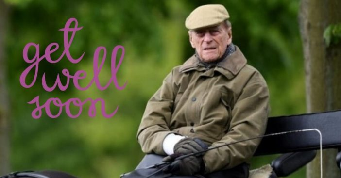 Prince Philip is hospitalized again just before Christmas