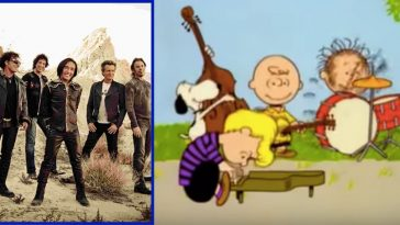 Someone Created An Adorable Video Of The Peanuts Gang Singing _Don't Stop Believin'_