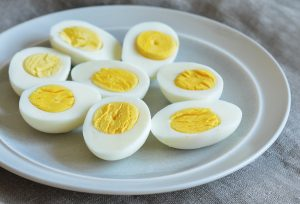 Store-bought hard boiled eggs have been recalled by Almark Foods and those selling their products