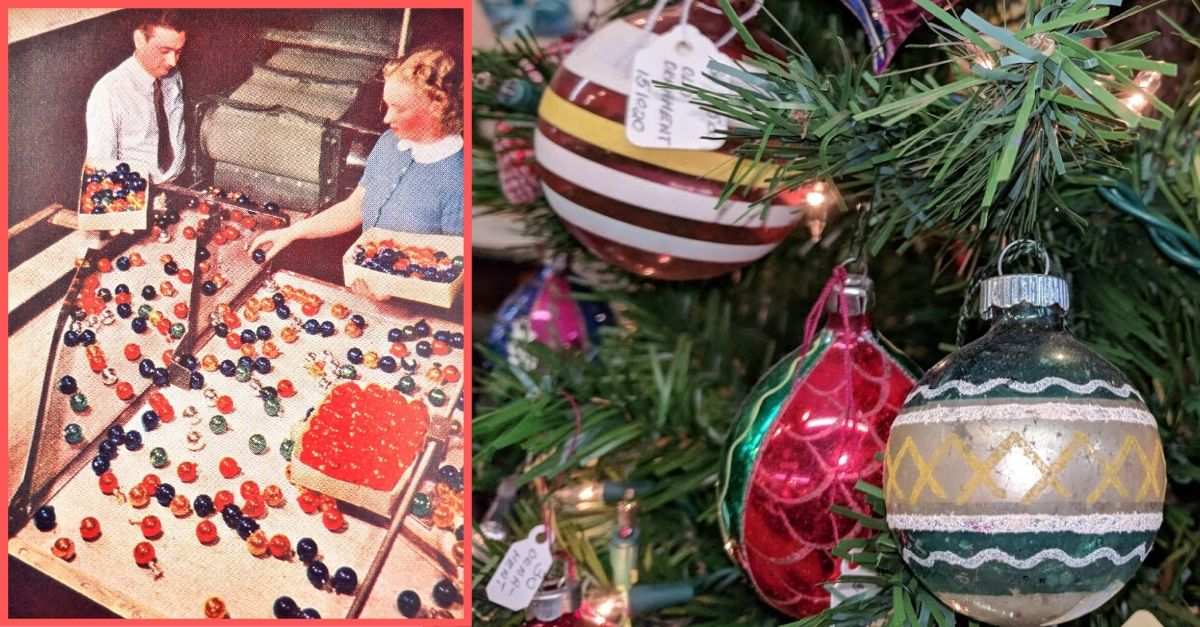 The History Behind Those Vintage 'Shiny Brite' Christmas ...