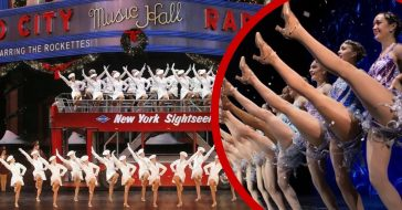 The Rockettes must meet and maintain a high standard to be part of this prestigious team