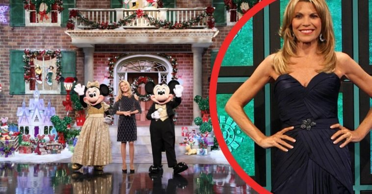 Vanna White is filling in during this special holiday event