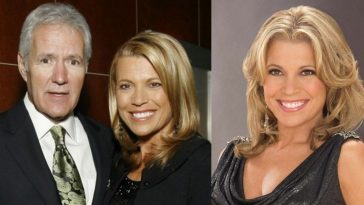Vanna White shares an update on Alex Trebeks health
