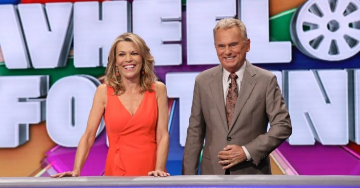 When Pat Sajak Will Be Returning To Host 'Wheel Of Fortune'