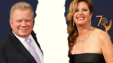 William Shatner and Elizabeth Shatner née Martin are getting divorced