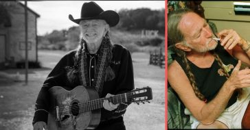 Willie Nelson has announced that he gave up weed due to health issues