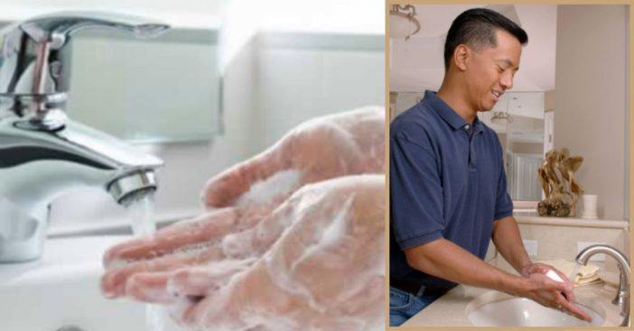 You've Probably Been Washing Your Hands The Wrong Way This Whole Time
