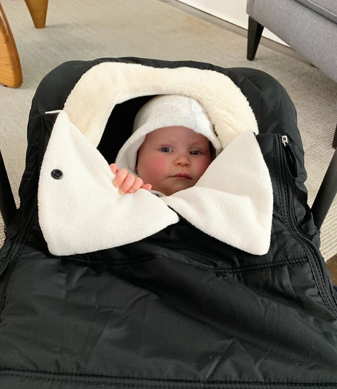 baby aspen ron howard granddaughter