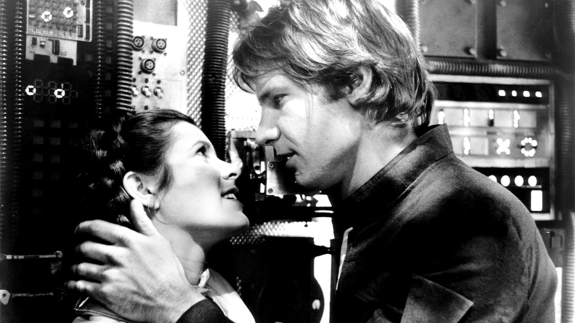 billy dee williams talks affair between carrie fisher and harrison ford