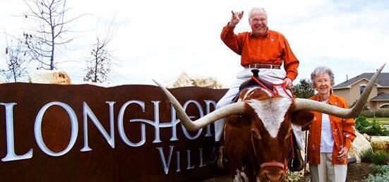 john charlotte henderson longhorn village texas
