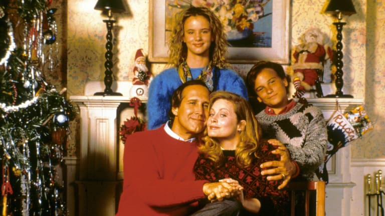 christmas vacation family griswolds
