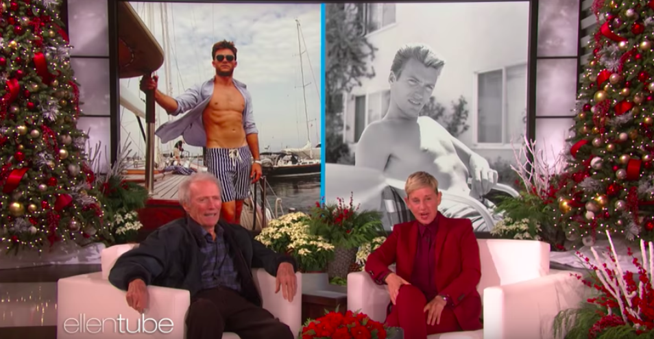 clint eastwood discusses turning 90 soon