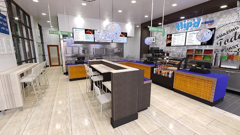 IHOP opening flip'd restaurant