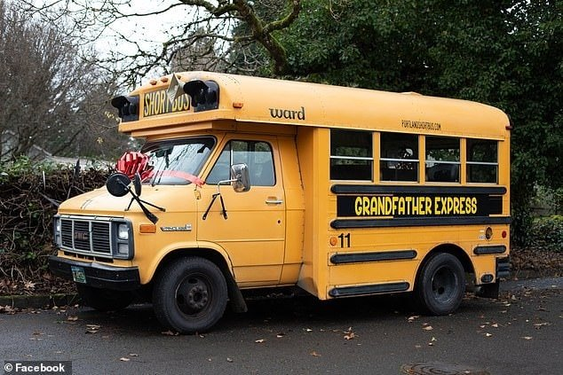 grandfather express school bus