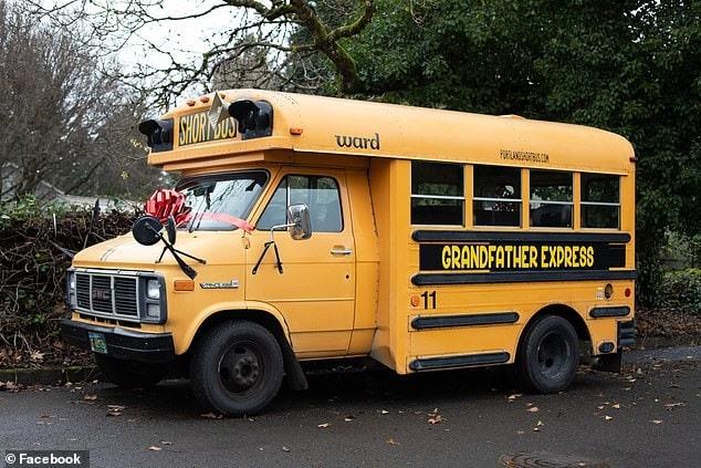 grandfather express school bus