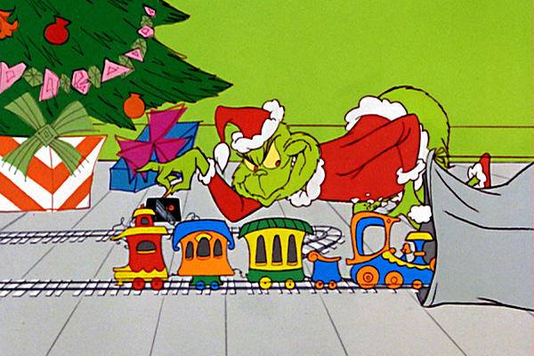 how the grinch stole christmas special dr seuss
