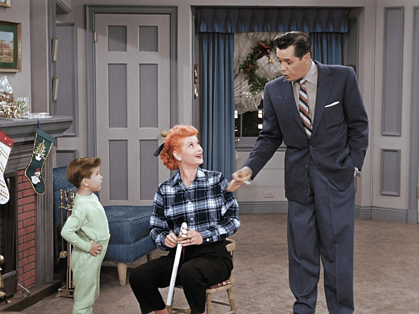 'I Love Lucy' Child Star Keith Thibodeaux Reflects On Lucille Ball And Desi Arnaz