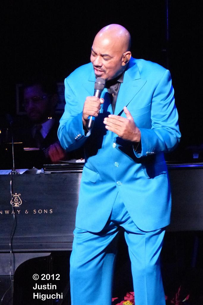 singer james ingram