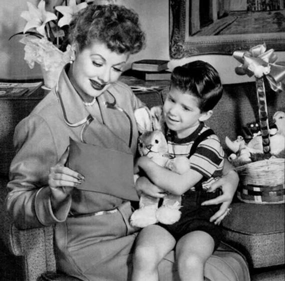 'I Love Lucy' Child Star Keith Thibodeaux Talks About Lucille Ball And Desi Arnaz