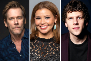ABC's 'All In The Family' Cast Returns For Holiday Special With Justina Machado, Kevin Bacon, Jesse Eisenberg