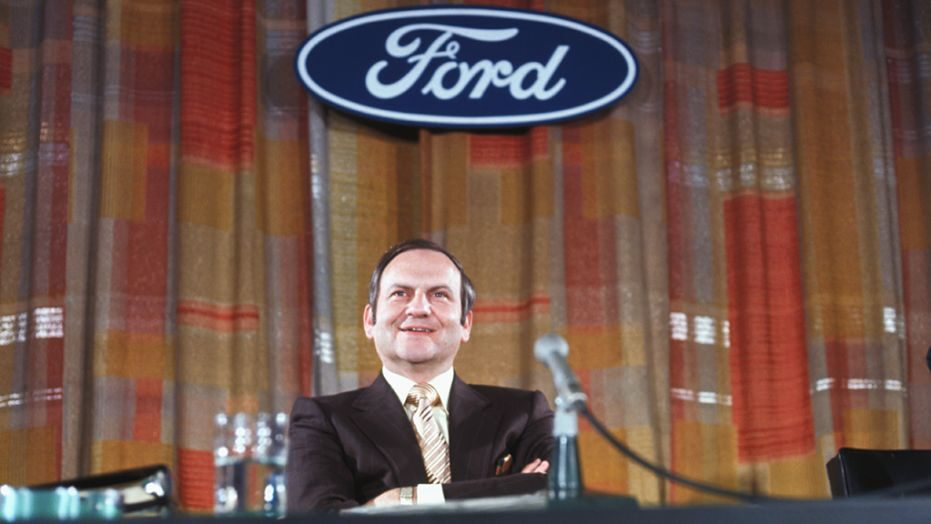 lee iacocca ford