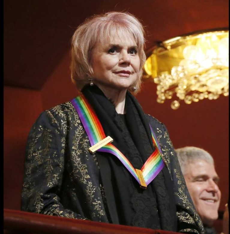 linda ronstadt kennedy center honors