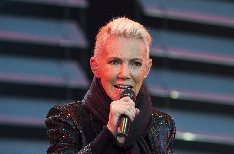 Marie Fredriksson dead