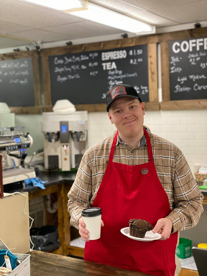michael coyne autism coffee shop