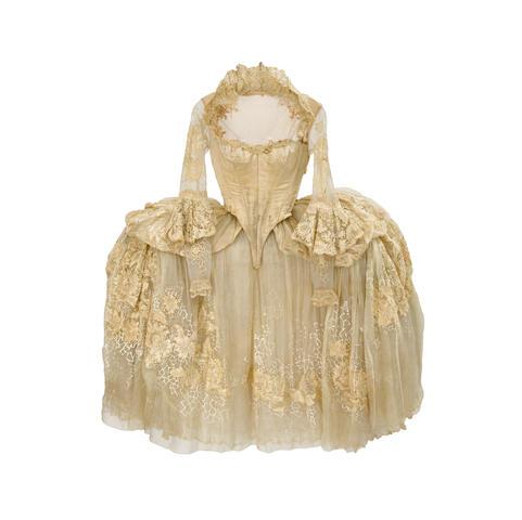 mitzi gaynor gown costume