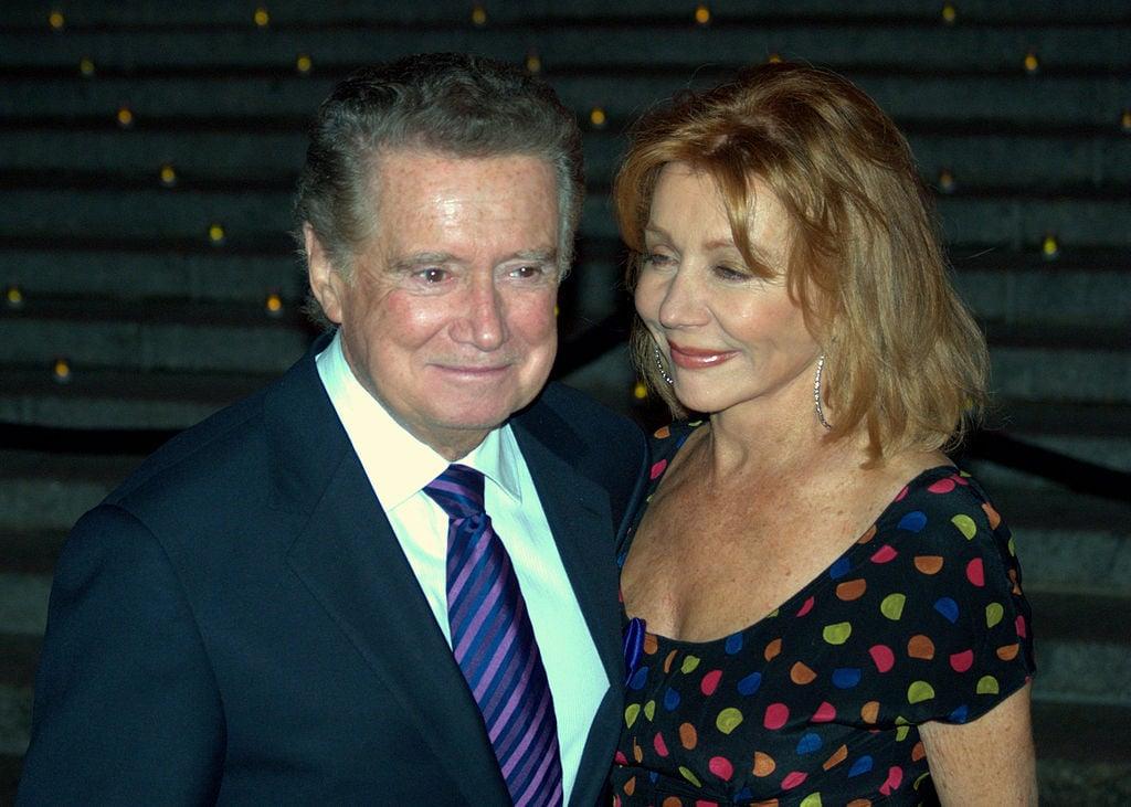 regis and joy philbin secret to long lasting marriage