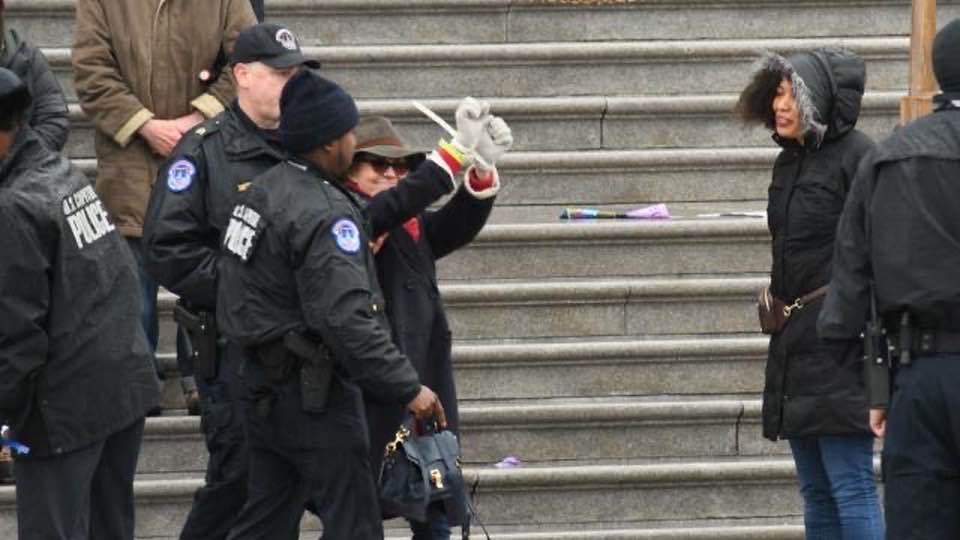 sally field arrested at jane fonda climate protest