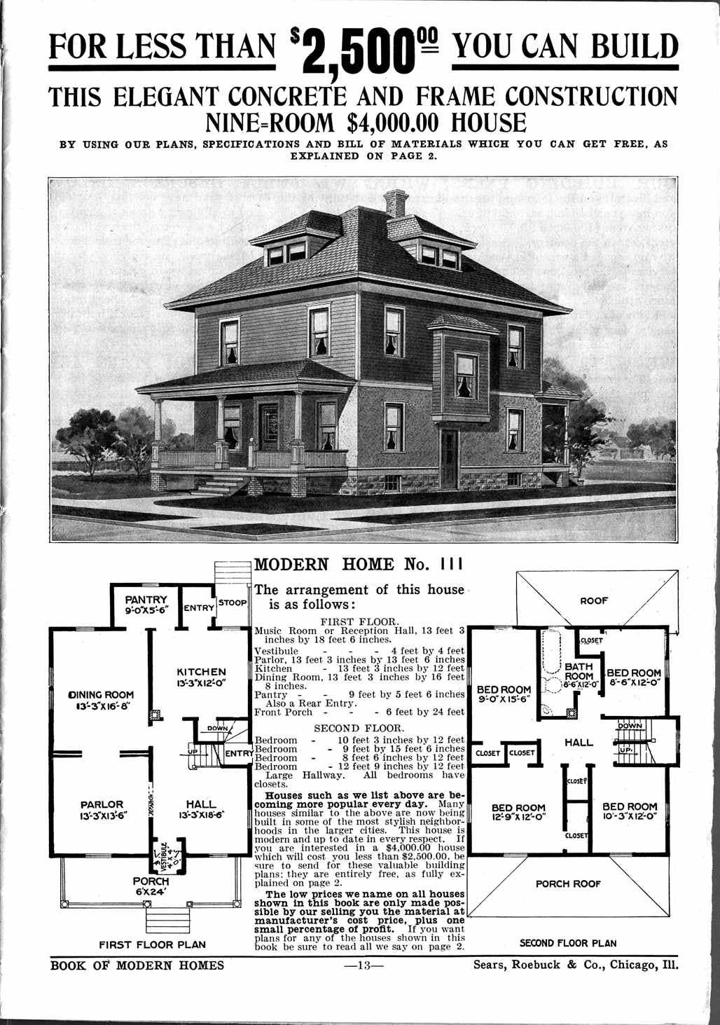 1920s sears catalog home still standing