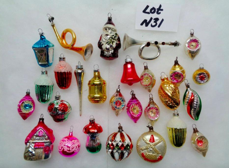 history of shiny brite ornaments